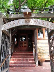 Chez Panisse entryway
